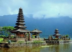 В тепло Индонезии из январских холодов!